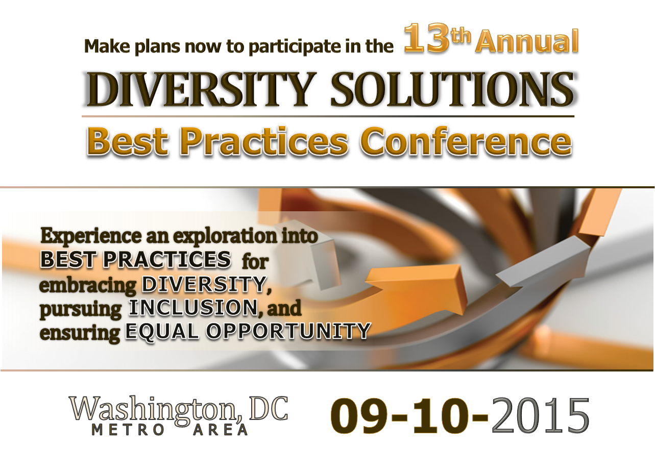 DIVERSITY SOLUTIONS BEST PRACTICES CONFERENCE